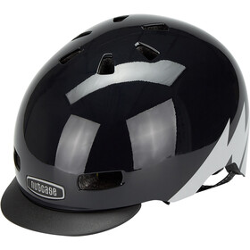 Nutcase Street MIPS Casque, darth lightnin reflective